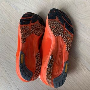 Adidas by Stella McCartney Shoes - Stella McCartney x Adidas Orange Sneakers
